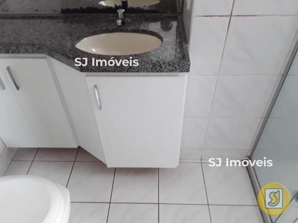 Apartamento para alugar com 4 dormitórios em Varjota, Fortaleza cod:19671 - Foto 18
