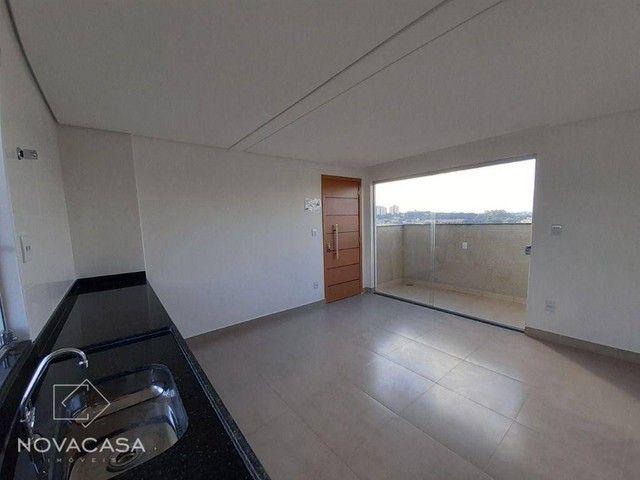 Cobertura com 2 dormitórios à venda, 119 m² por R$ 523.360,95 - Salgado Filho - Belo Horiz - Foto 7