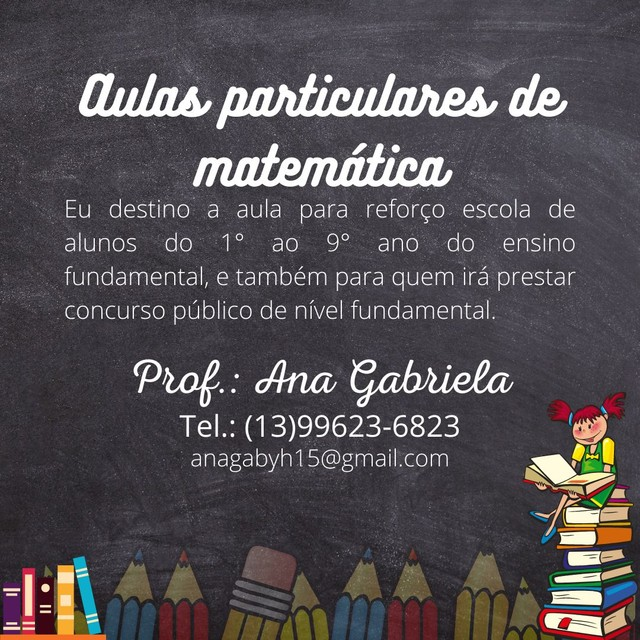 Aulas particulares e reforço escolar de matemática - Foto 2