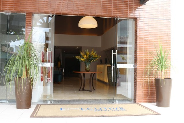 Apartamento no Centro/Kalilandia (Loft/Flat)- Celita Franca / Executive Apart Hotel - Foto 14