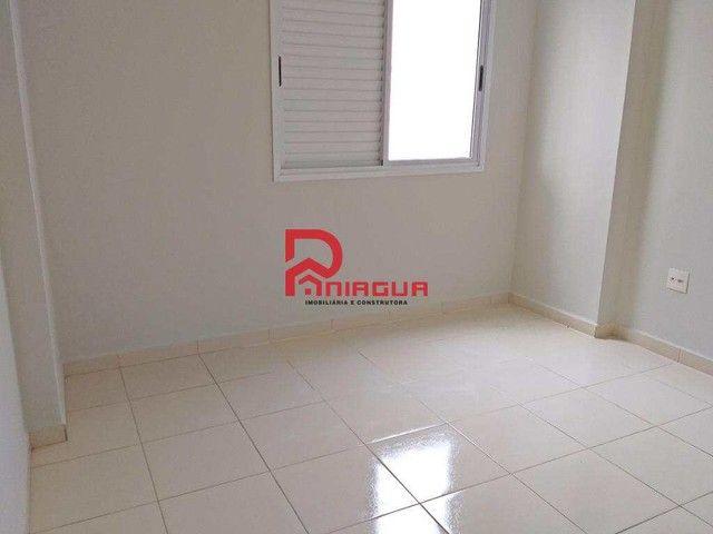 Apartamento com 2 dorms, Aviação, Praia Grande - R$ 280 mil, Cod: 461 - Foto 8