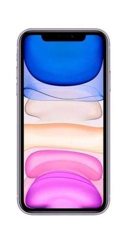 iPhone 11 ..128GB  Roxo Lilás Novo Lacrado 1 Ano De Garantia Appl - Foto 2