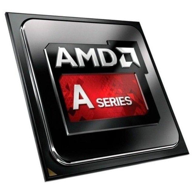 Processador AMD A6 9500E 3.0GHz 1MB AM4 Radeon R5 35W  - Foto 2