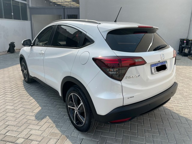 VENDO Honda HR-V EXL 2019 com 28mil Km Branco Perola  - Foto 3