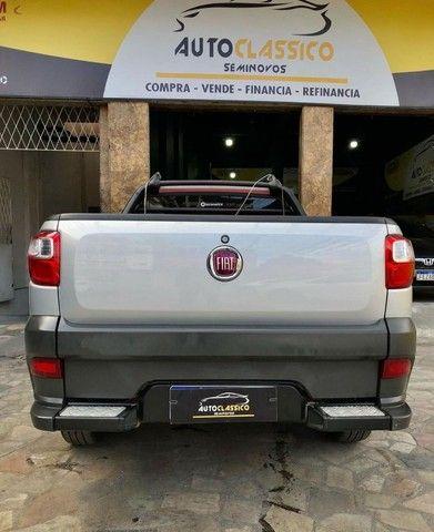 Fiat Strada Working CS 1.4 Completa // Entrada + Prestações R$ 797,45 - Foto 4