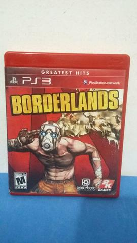 Borderlands ps3 - barbosa bauru