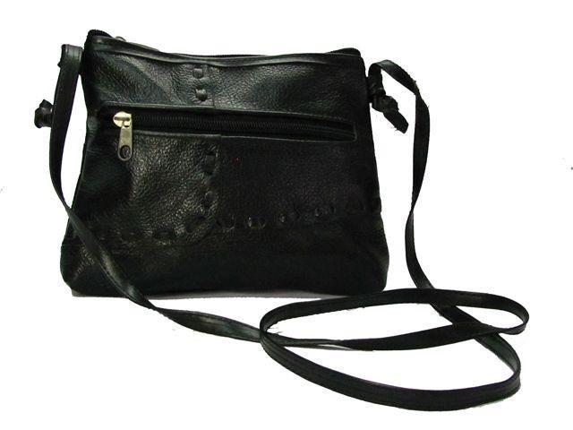 Bolsa De Couro Legitimo Pequena : Bolsa pequena de couro transversal bolsas malas e