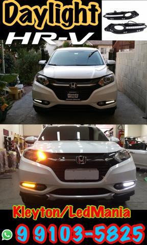 Luz diurna Honda HRV, com pisca. LM - Foto 2
