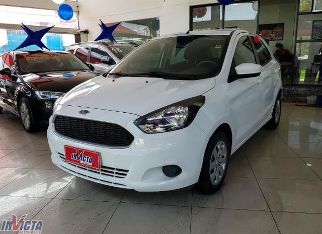 Ford Ka Se V  Portas Completo