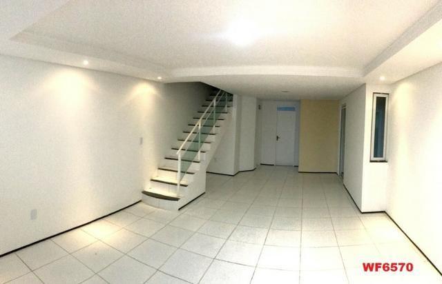 Casa duplex nova com 4 suítes, 3 vagas de garagem, 170m², sala 3 ambientes, Sapiranga - Foto 2