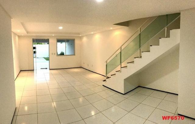 Casa duplex nova com 4 suítes, 3 vagas de garagem, 170m², sala 3 ambientes, Sapiranga - Foto 3