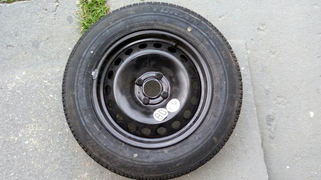 Pneu e roda (step megane)