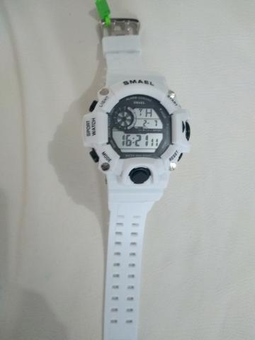 a8ad77a8158 Relógio S-shock Digital Analógico - Bijouterias
