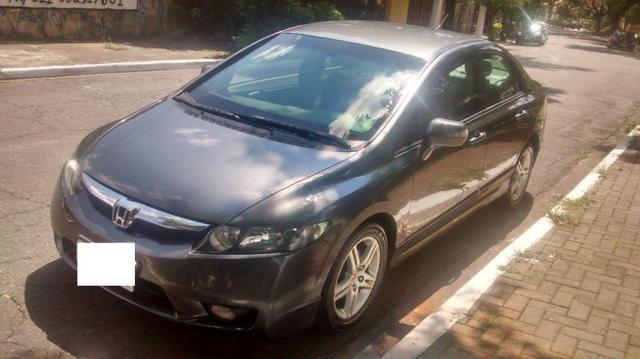 Honda Civic 1.8 EXS 16V Flex 4P Automatico 2010 2011 22569696a8c