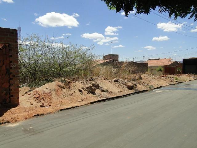 Terreno residencial à venda, Lagoa Seca, Juazeiro do Norte. - Foto 4