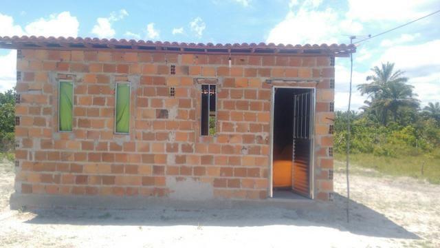 Casa em barreiras de jacuruna , jaguaripe -BA