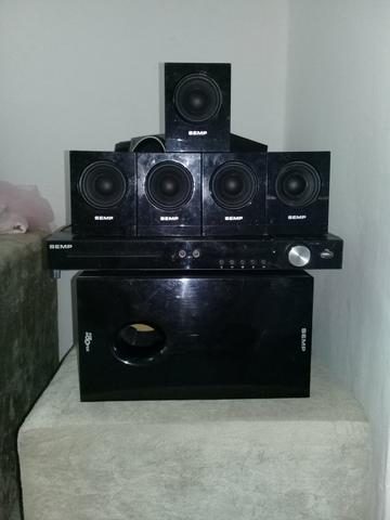 Super home theater Toshiba 1000 watts