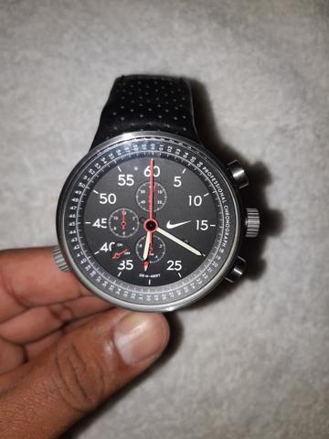 6c5835646e4 Relógio raro Nike