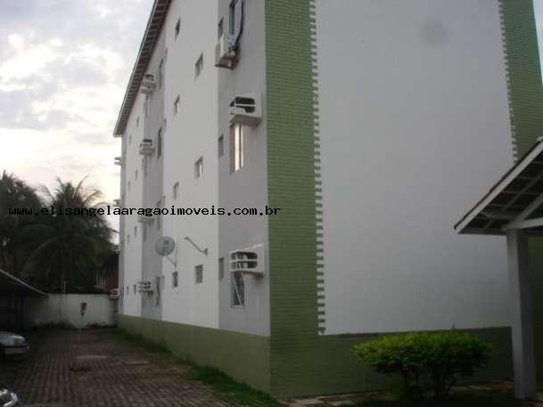 Lagoa Redonda, apartamento com 02 quartos, APT 309