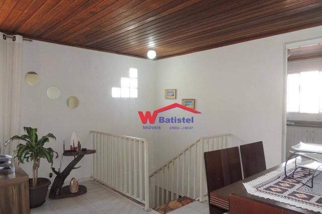 Casa com 3 dormitórios à venda, 160 m² por r$ 380.000 - rua líbia nº 358 - vila alto da cr - Foto 7