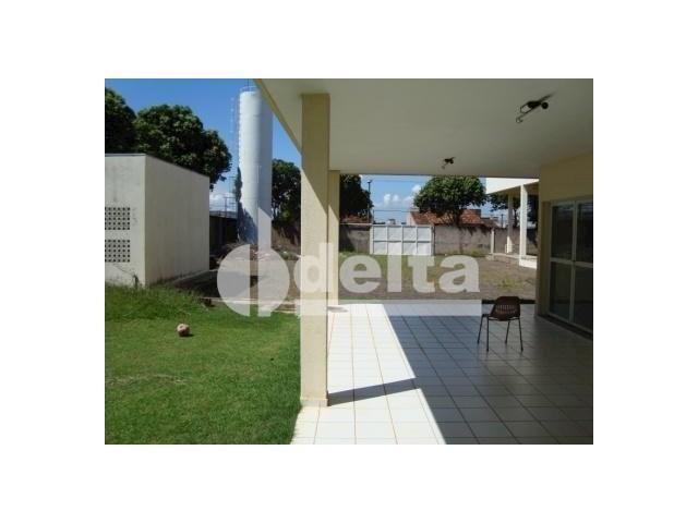 Galpão/depósito/armazém para alugar em Santa mônica, Uberlândia cod:532515 - Foto 12