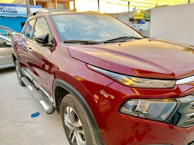 Toro VOLCANO 2017 diesel 35 mil km impecável liga motor com controle. Desconto R$10 mil - Foto 3