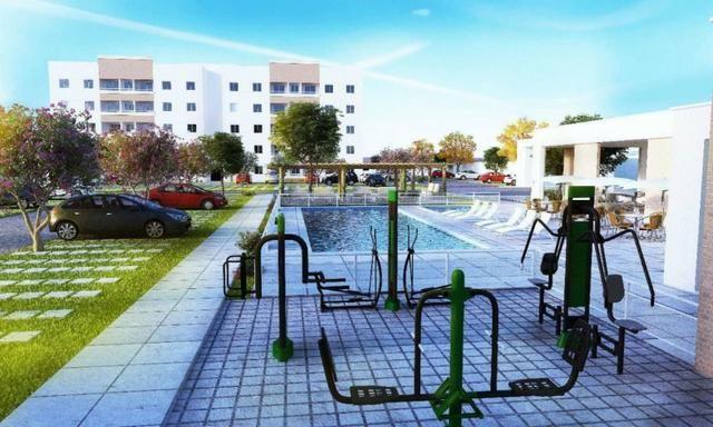 Apartamento com -varanda gourmet no bairro Sim fica a 300 metros da FTC- Em exelente local - Foto 11