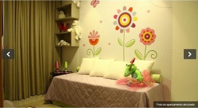 Conforto e Segurança Venha morar no Paiva Apartamento no Terraço Laguna-113m² 3 suítes - - Foto 7