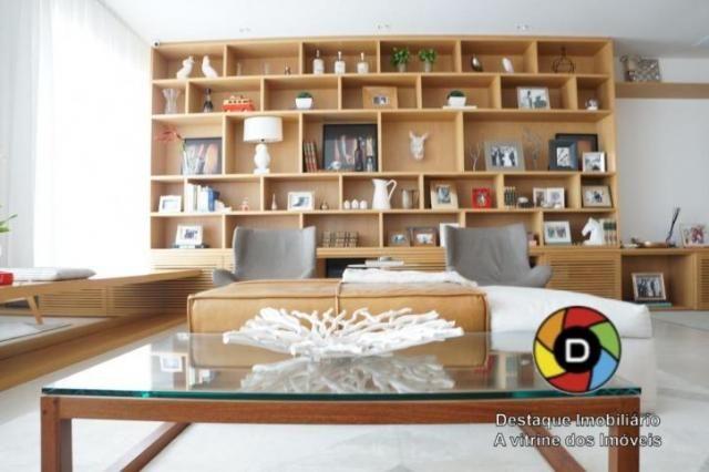Apartamento à venda de 4 quartos no fontvieille na península, barra, rj. - Foto 7