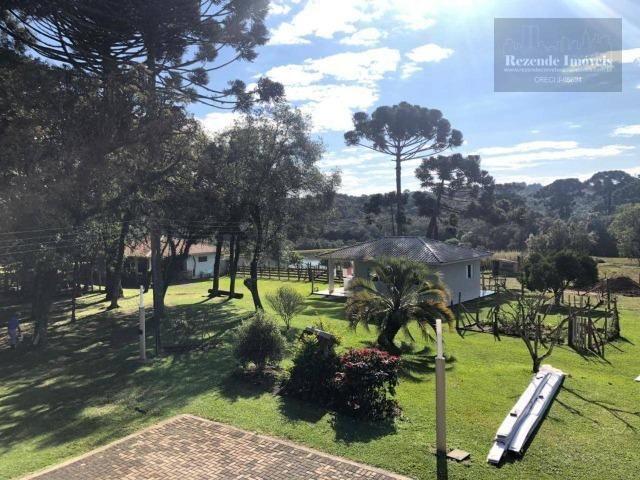 F-CH0027 Linda Chácara com 9 dormitórios à venda, 74907 m² com edificações 1015m² - Foto 16