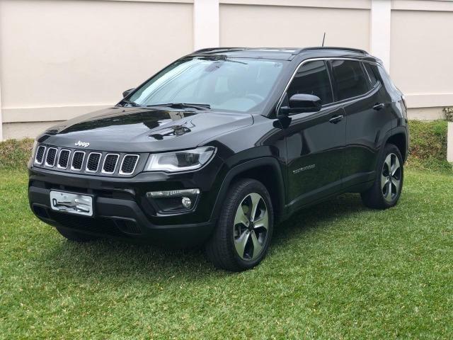 Jeep Compass Longitude Diesel 4x4 2018 - Foto 7