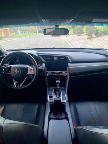 Honda Civic EXL 2.0 - 2017 - Foto 5