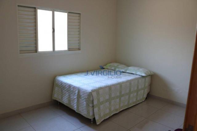 Casa com 3 dormitórios à venda, 150 m² por R$ 210.000 - Residencial Privê Norte - Goiânia/ - Foto 16
