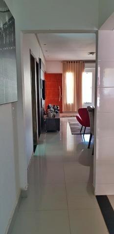 Linda! Casa de 3 Quartos sendo 01 Suíte com closet na Colônia Agrícola! - Foto 6