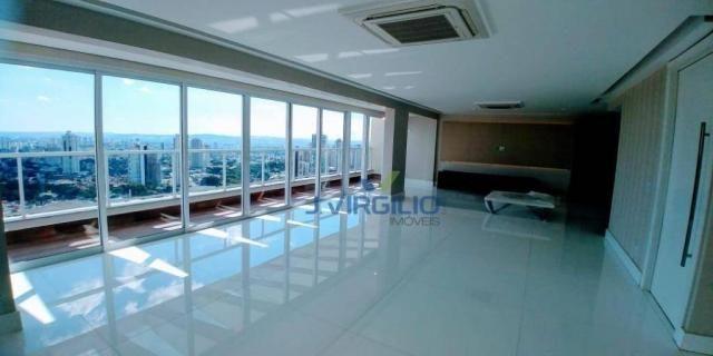 Cobertura à venda, 467 m² por r$ 3.290.000,00 - setor bueno - goiânia/go - Foto 7
