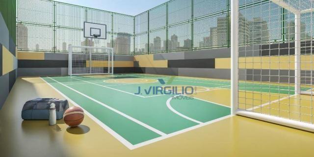 Apartamento com 3 dormitórios à venda, 119 m² por r$ 565.250 - setor bueno - goiânia/go - Foto 5