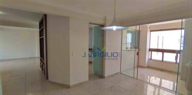 Apartamento com 4 quartos à venda, 176 m² por r$ 796.500 - setor bueno - goiânia/go