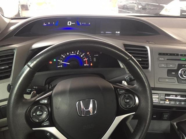 Honda/Civic LXR 2.0 flexone (automático) completo - Foto 8