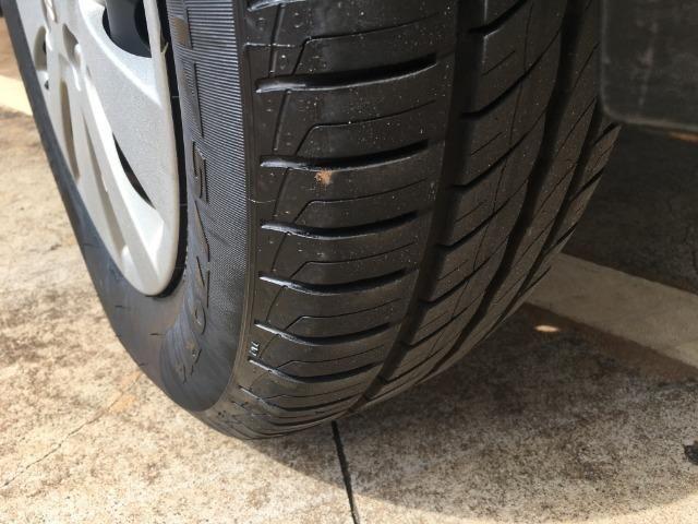 Hyundai Hb20 1.0 36mil km Impecável Ipva 2019 Pago Pneus Cabelo Completo Som no Volante - Foto 7
