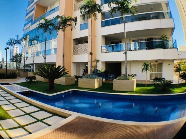 Apartamento 4 suites alto padrao frente ao parque flamboyant - Foto 5
