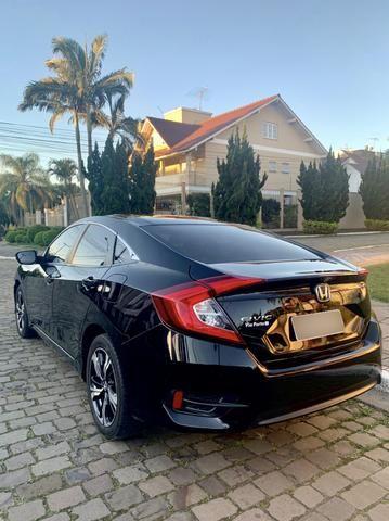 Honda Civic EXL 2.0 - 2017 - Foto 2