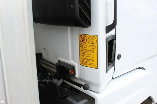 Ford cargo 816 s cabine suplementar e carroceria - Foto 4