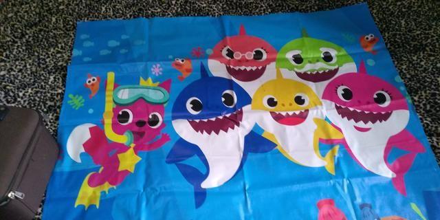 Decoração baby shark - Foto 2