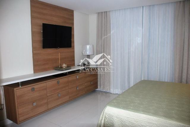 Ótima Mansão Duplex com 4 suítes, possui Hidro e Closet. Cond. Boulevard Lagoa - Foto 6