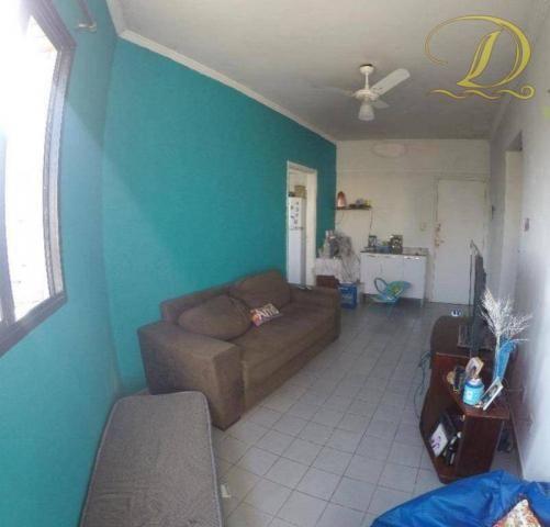 Apartamento de 1 quarto à venda na Vila Guilhermina, com elevador e aceita financiamento b - Foto 3