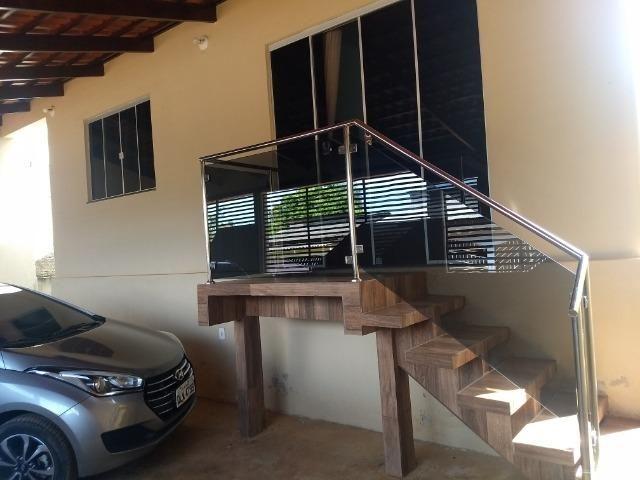 Vendo uma casa ótimo preço por motivos de viagem - Foto 3