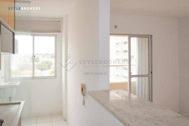 Apartamento Spazio Charme Goiabeiras com 02 dormitórios