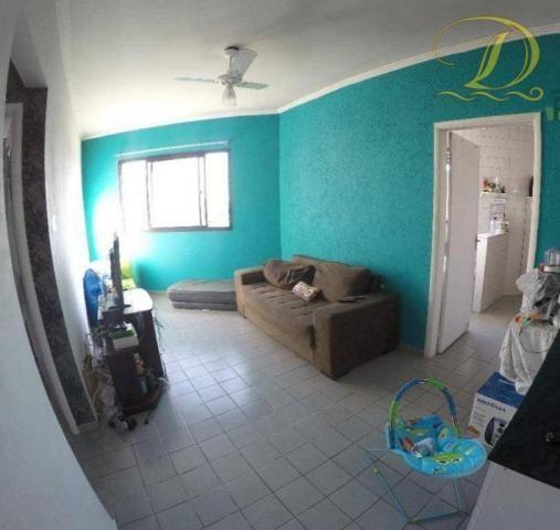 Apartamento de 1 quarto à venda na Vila Guilhermina, com elevador e aceita financiamento b