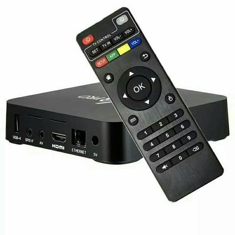 Smart tv box pro 4k 3gb 16 de memoria - Foto 2