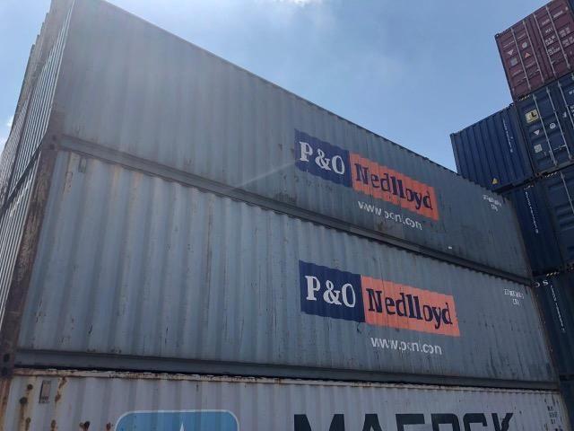 Container Maritimo a venda - Foto 2